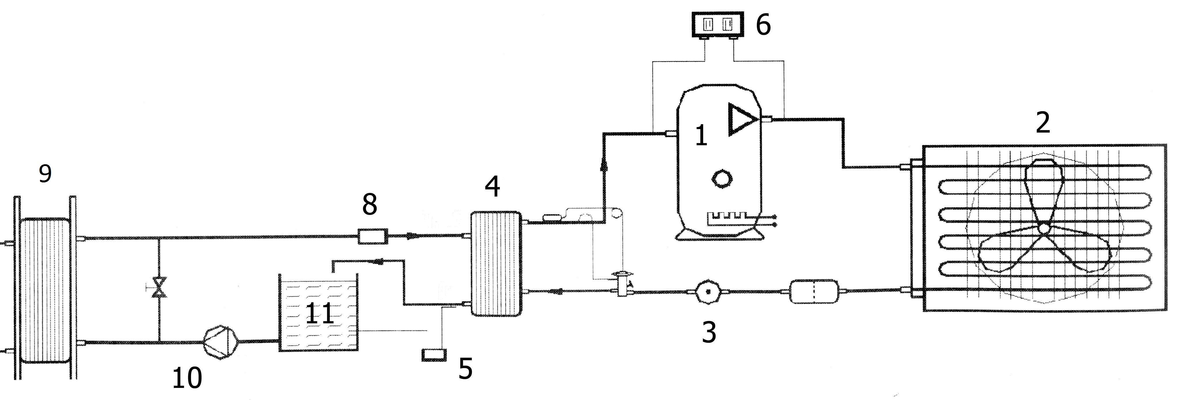 Промежуточный теплообменник для охлаждения Пластинчатый теплообменник Thermowave TL-500 Челябинск